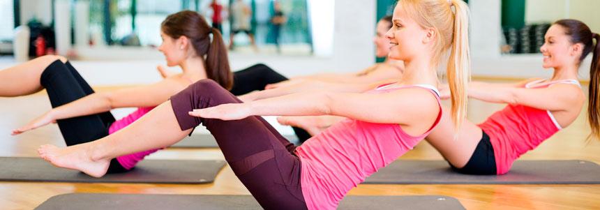 9 Benefícios da pratica do Pilates