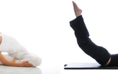 Pilates e Ioga: principais diferenças